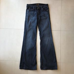 MOTHER Jeans - Mother The Wilder Wide Leg Jeans J252